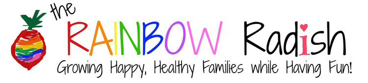the Rainbow Radish